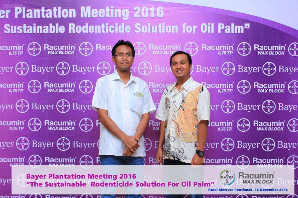 Photobooth : Bayer Plantation Meeting