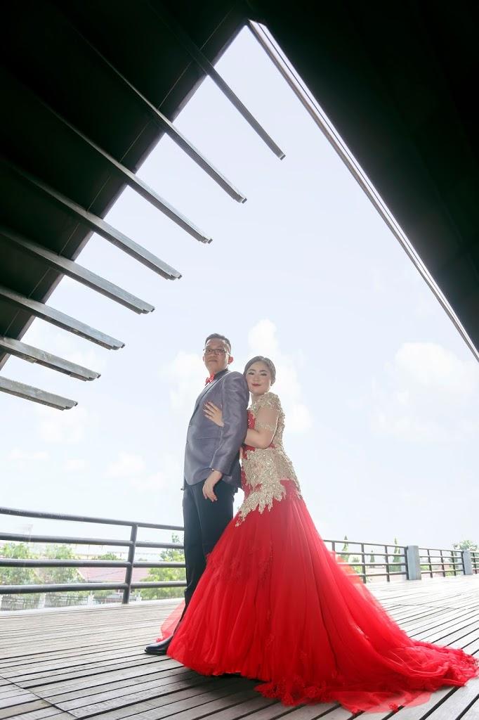 Prewedding Pontianak : Stefbi & Victor
