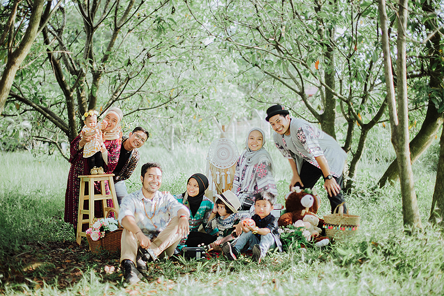 Pontianak Outdoor session : Family outdoor