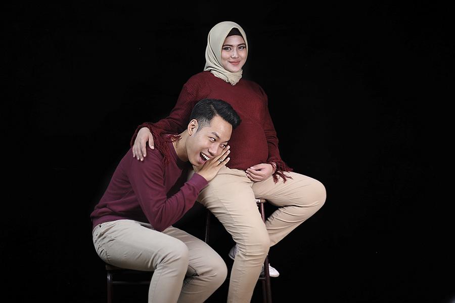Pregnant Photoshoot pontianak