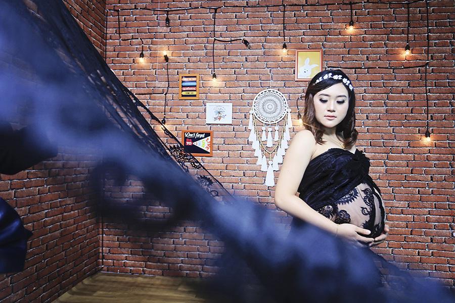 Foto Hamil di Viapuccino Studio