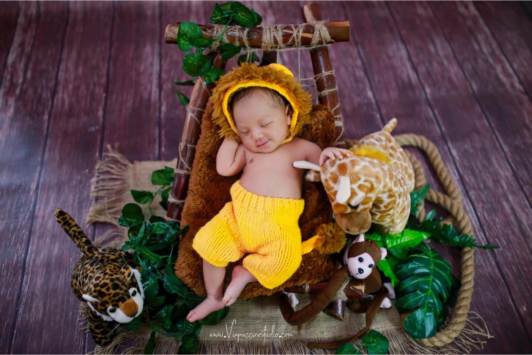 Newborn Pontianak : Baby Arsha Cucu Sang Gubernur