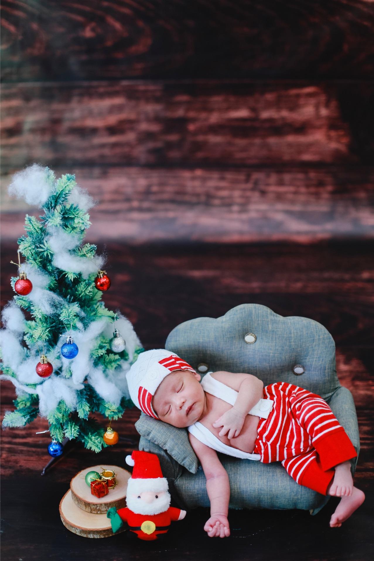 Foto Newborn Baby Pontianak : Baby Nicholas