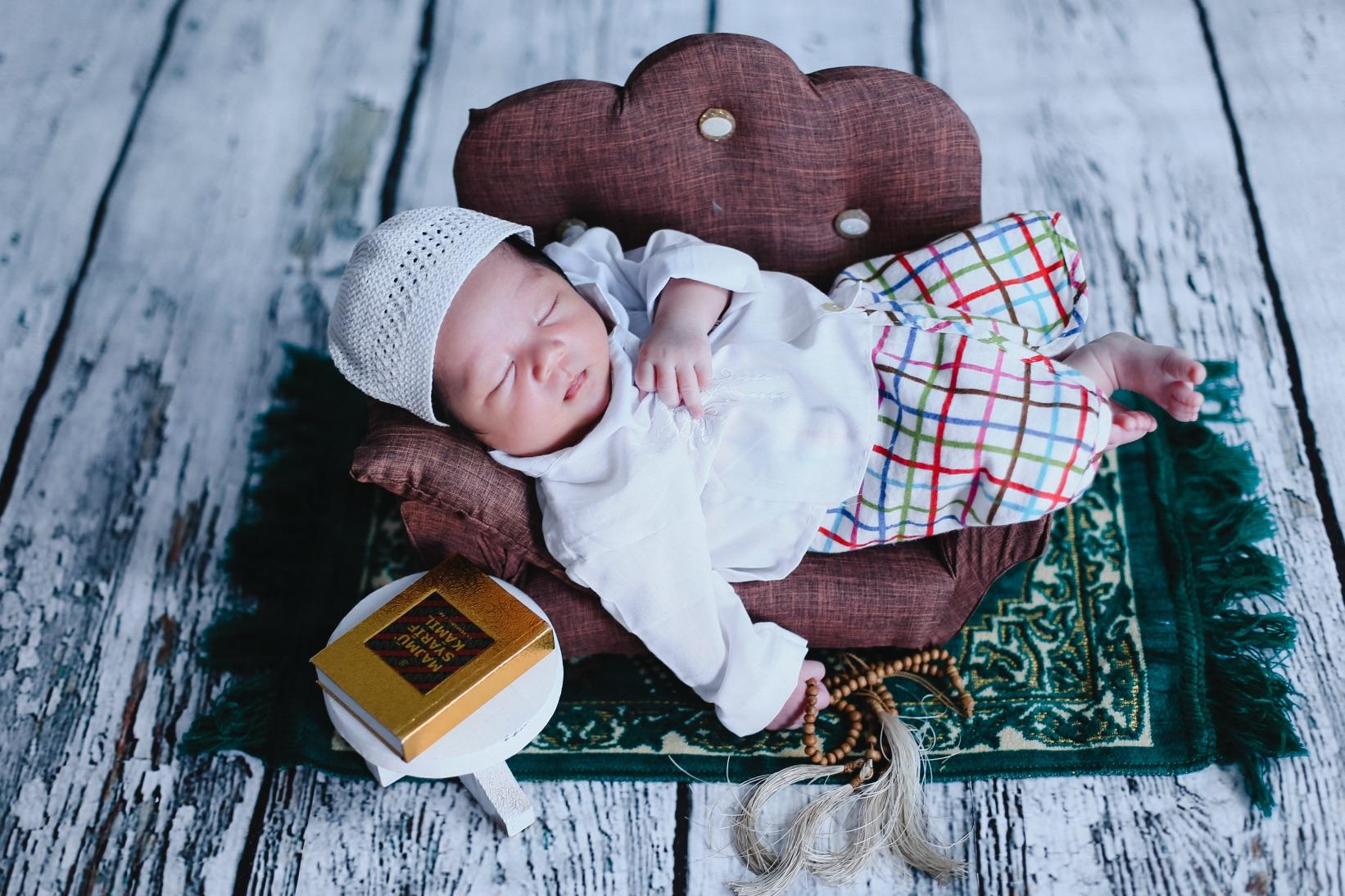 newborn baby pontianak
